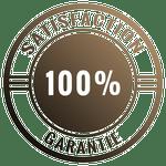 badge satisfaction garantie